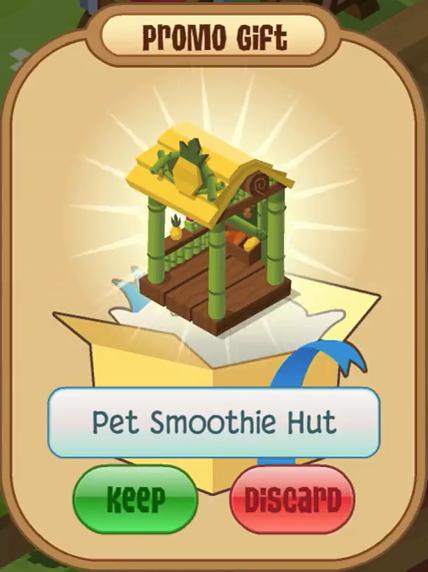 Pet Smoothie Hut | Animal Jam Wiki | FANDOM powered by Wikia