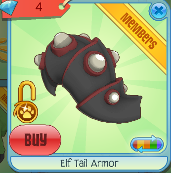 Elf tail armor animal jam wiki fandom powered by wikia - Animaljam wiki ...