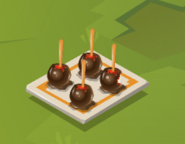 Den Chocolate-Covered-Apples Bite
