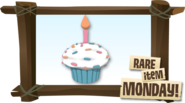 Rare Cupcake Hat
