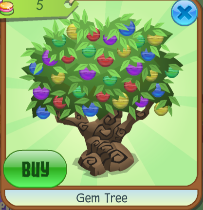Gem Tree | Animal Jam Wiki | FANDOM powered by Wikia