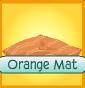Item Orange Mat