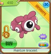 Phantom bracelet 07