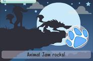 Jam a gram wolf