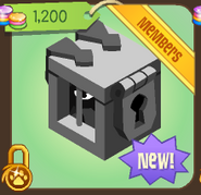 Phantom-Lockbox No-Electricity