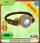 Steampunk Monocle tan