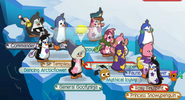 Penguins Only Party Ice Break