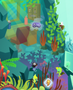 Underwater Pet Shop
