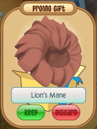 Image 2 lions mane redeem 5 codesg animal jam wiki lions mane redeem 5 codesg solutioingenieria Image collections