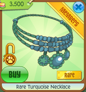 Epic-Wonders Rare-Turquoise-Necklace