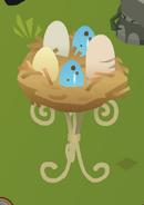 Nest of Eggs