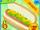 Hot Dog Sofa