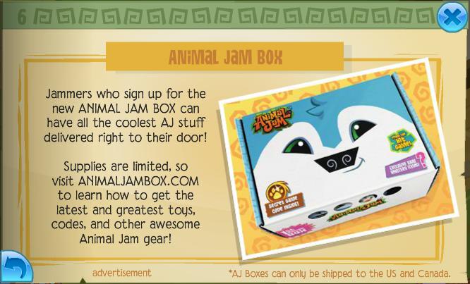 Animal Jam Box | Animal Jam Wiki | FANDOM powered by Wikia
