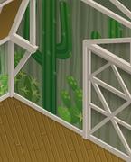 Ol-Barn Green-Slime-Wall