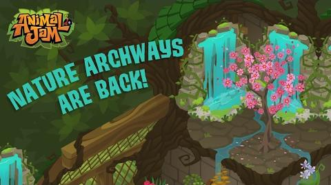 Nature Archways Return to Animal Jam!