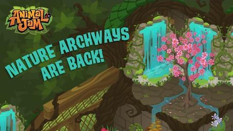 Nature Archways Return to Animal Jam!