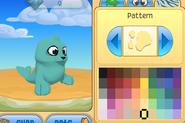 Seal- pattern