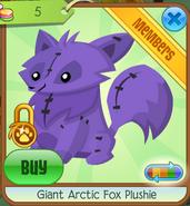 Giantarcticfoxplushie4
