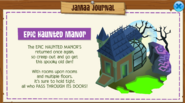 Epichauntedmanor jamaa journal
