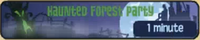 Haunted-Forest-Party Parties-Button