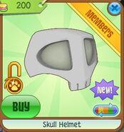 Skull Helmet 6
