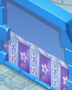 Crystal-Palace Blue-Star-Walls