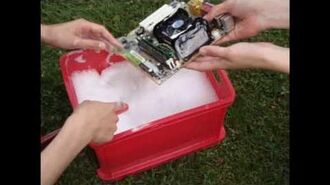 How to wash a PC - so clean