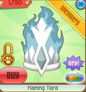 Epic-Wonders Flaming-Tiara White