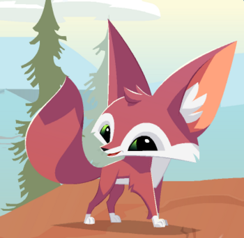Fennec Fox   Animal Jam Wiki   Fandom