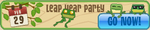 Leap-Year-Party Banner
