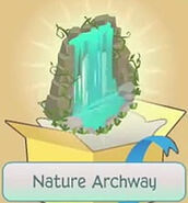 Gift Nature-Archway Vines