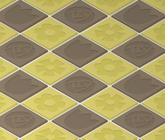 Spring-Cottage Yellow-Diner-Tiles