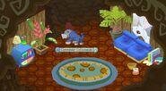 Bunny Burrow first room