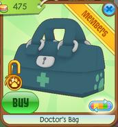 Medical-Center-Shop Doctors-Bag Teal