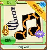 Play Wild (Music)