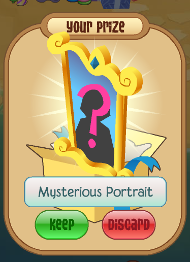 Mysterious Portrait Animal Jam Wiki Fandom Powered By Wikia