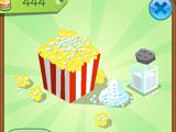 Extra Salty Rare Popcorn