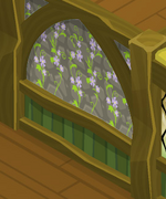 Spring-Cottage Green-SLime-Wall