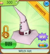 Witch Hat new pink