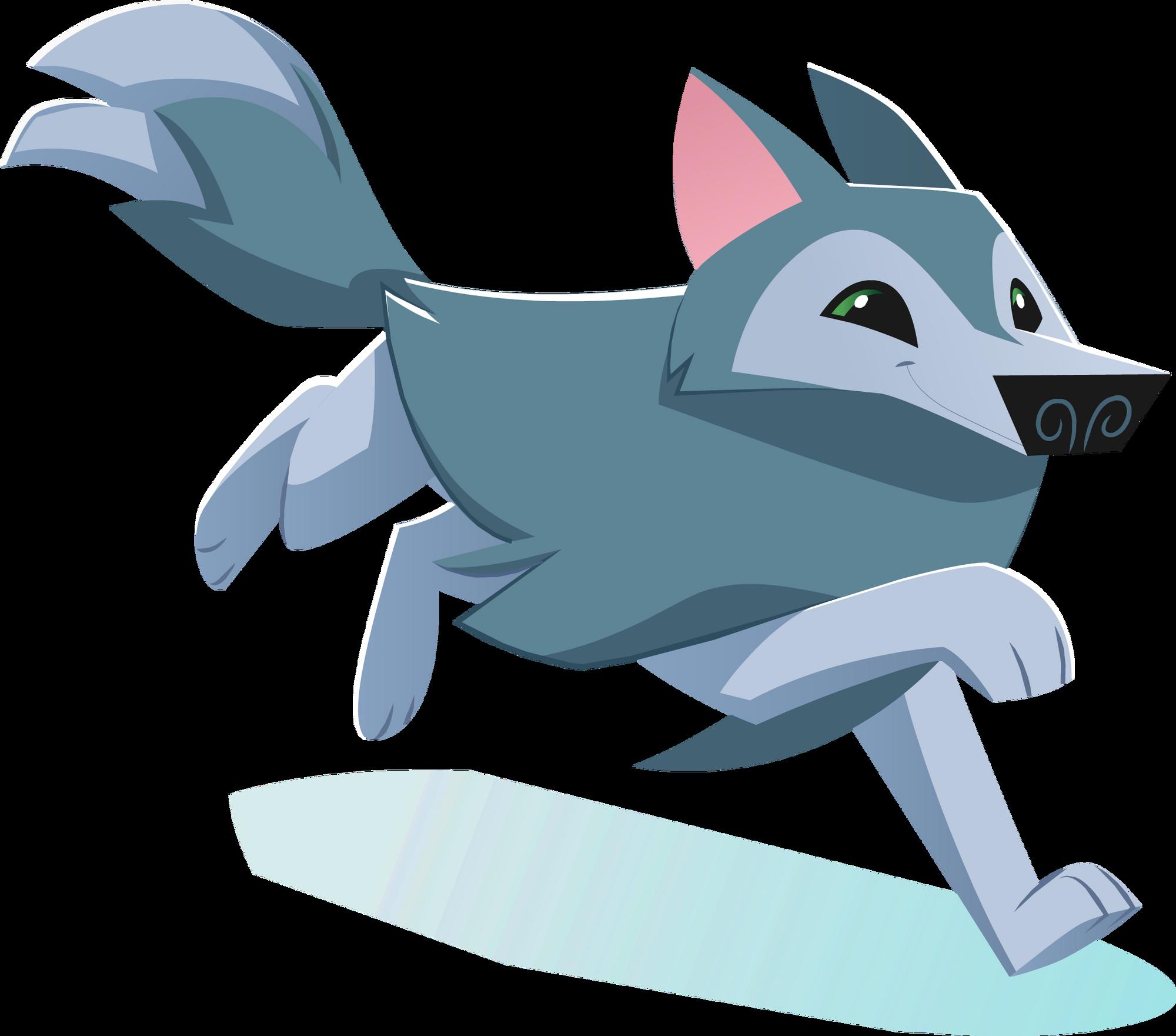 Image - Arctic wolf graphic.png | Animal Jam Wiki | FANDOM ...