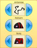 Pet ladybug patterns 1