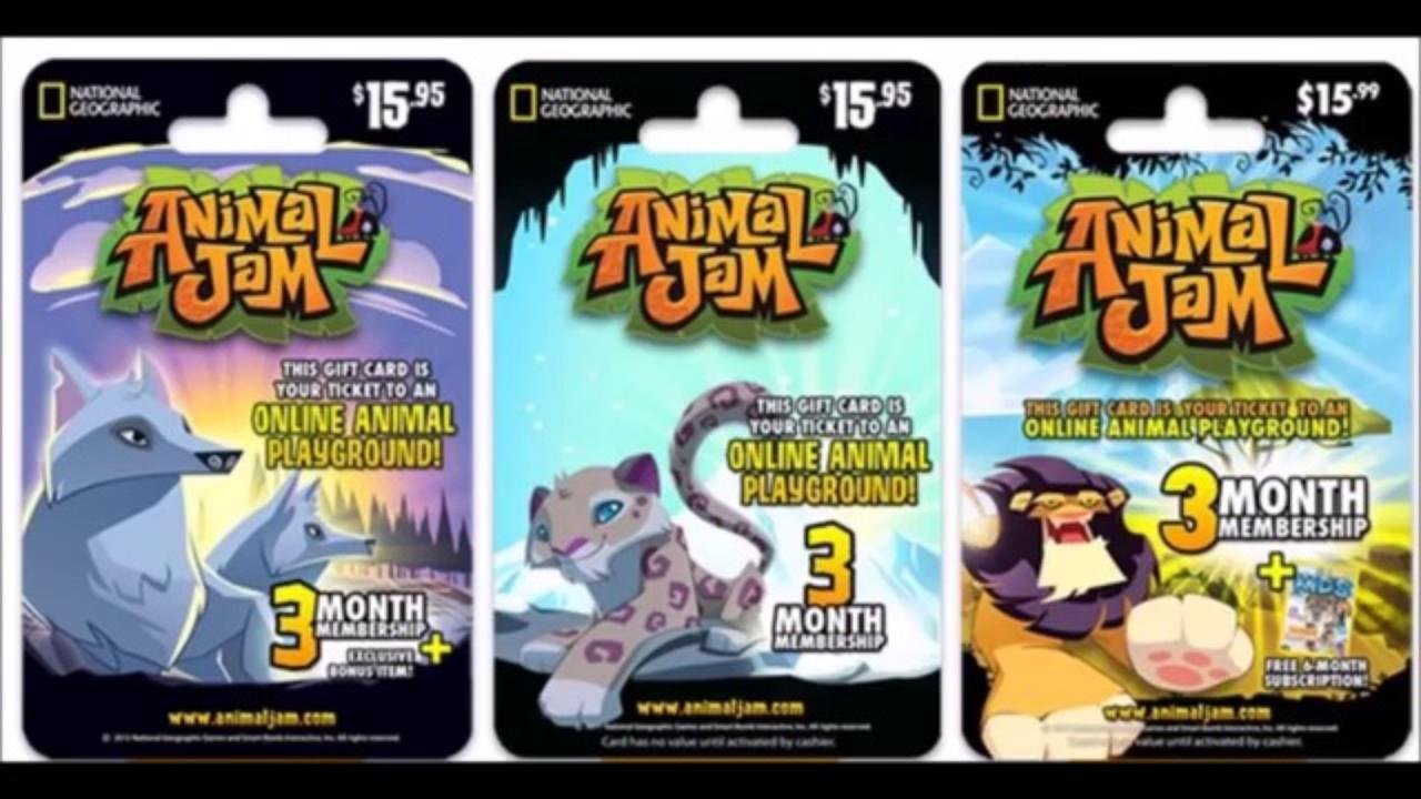 Special Three Month Retail Cards  Free Membership Cards Online