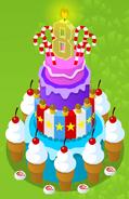 8th Birthday Cake click3