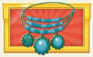RIM Turquoise Necklace