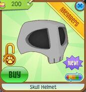 Skull Helmet 5