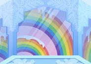 Winter-Palace Rainbow-Pink