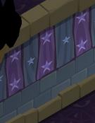 Greelys-Hideout Blue-Star-Walls