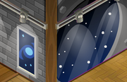Art-Gallery Spaceship-Gray