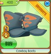 Shop Cowboy-Boots Blue