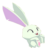 Bunny animal jam wiki fandom powered by wikia jumping bunny ccuart Choice Image